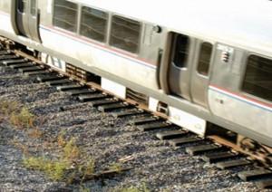RPL railway ties utilized by Chicago's CTA