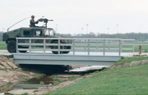 Fort Leonard RPL Bridge